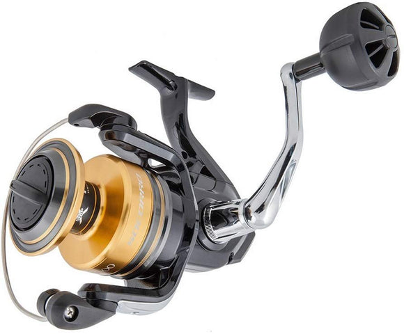 SHIMANO Socorro 5000F SW Offshore Spinning Fishing Reel