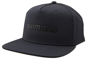 SHIMANO Flatbill Style Cap, Welded Logo, One Size Fits Most