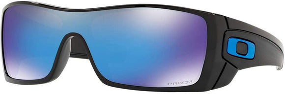 Oakley Men's OO9101 Batwolf Shield Sunglasses
