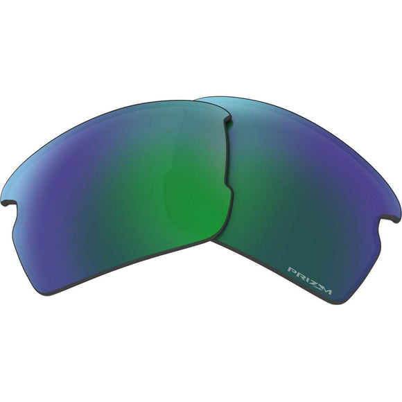 Oakley Flak 2.0 ALK Replacement Lens Sunglass Accessories,One Size,Prizm Jade Polarized
