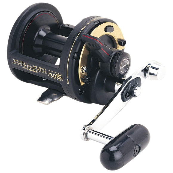 Shimano Triton TLD25 Lever Drag Graphite Fishing Reel