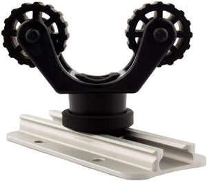 Yakattack RotoGrip Paddle Holder, Track Mount