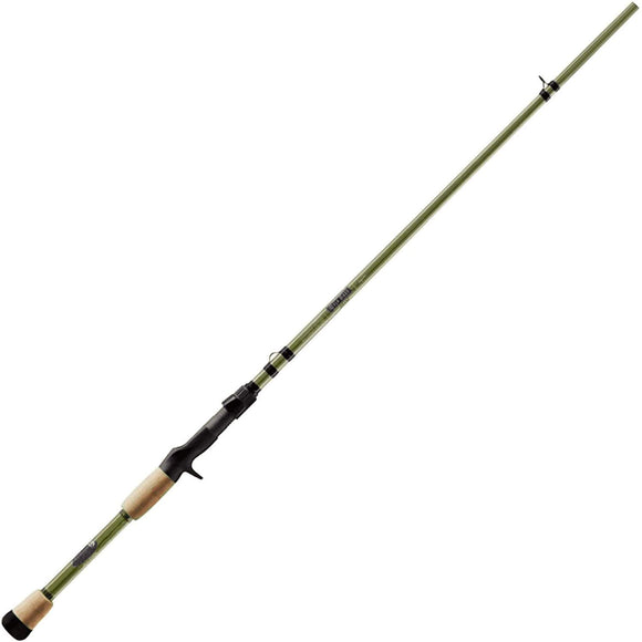 St. Croix Mojo Bass Series Glass Casting Rod (7'2