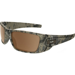 Oakley Men's OO9096 Fuel Cell Rectangular Sunglasses