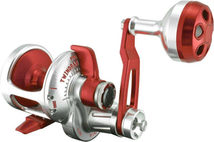 Accurate Boss Valiant Reel Size: BV2-400, Color: Red