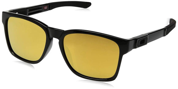 Oakley Men's OO9272 Catalyst Rectangular Sunglasses