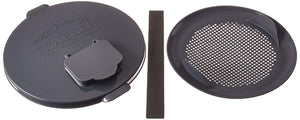 Traeger BAC370 Bucket Lid Filter Kit, Gray