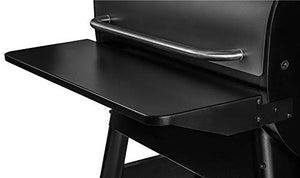 Traeger Pellet Grills BAC442 Folding Front Shelf-Pro 780/Ironwood 885 Cover, Black