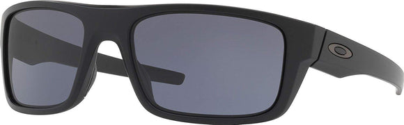 Oakley Men's OO9367 Drop Point Rectangular Sunglasses