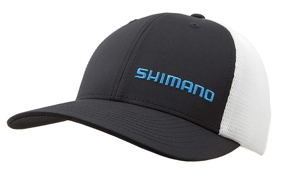 SHIMANO Trucker Style Cap, One Size Fits Most