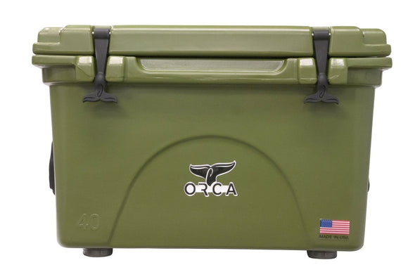 ORCA TW0400RCORCA Cooler, Green, 40-Quart