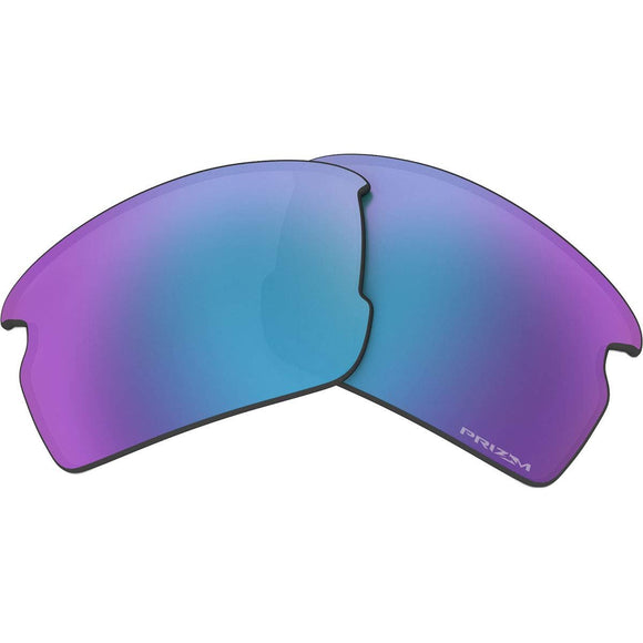 Oakley Flak 2.0 ALK Replacement Lens Sunglass Accessories,One Size,Prizm Sapphire