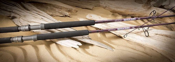 St.Croix Mojo Salt Spinning Fishing Rods
