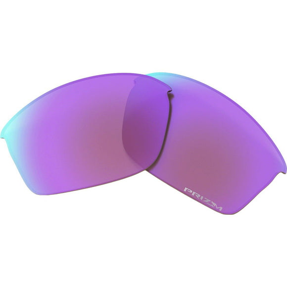 Oakley Flak Jacket Adult Replacement Lens Sunglass Accessories - Prizm Golf/One Size