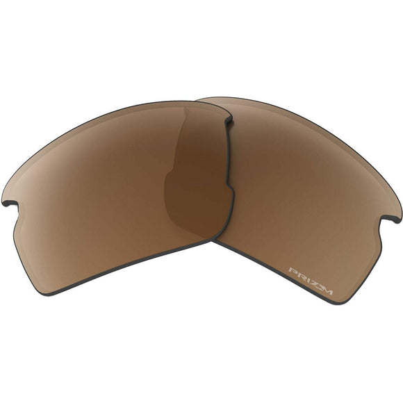 Oakley Flak 2.0 ALK Replacement Lens Sunglass Accessories,One Size,Prizm Tungsten