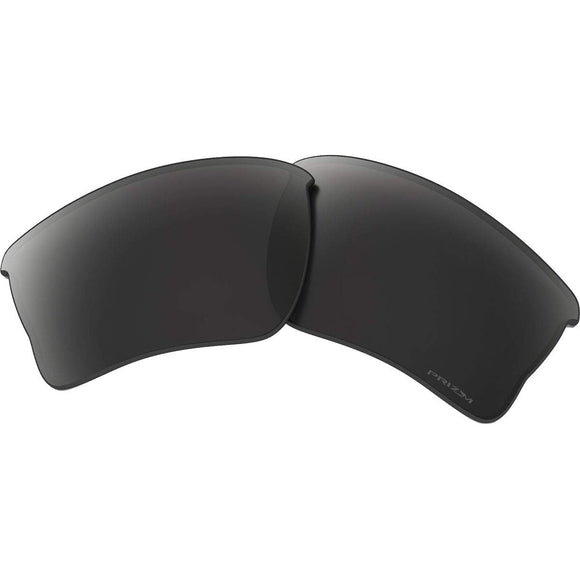 Oakley Quarter Jacket Replacement Lens Sunglass,One Size,Prizm Black Polarized