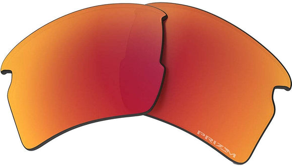 Oakley Flak 2.0 XL ALK Replacement Lens Sunglass Accessories,One Size,Prizm Ruby