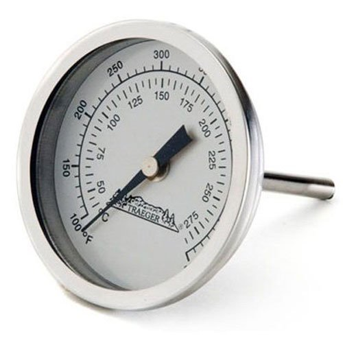 Traeger Grills 195232 10778 Dome Thermometer