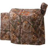 Traeger Realtree Camouflage Grill Cover 39 in. H x 22 in. W x 49 in. D For 34 Series/Texas Grills