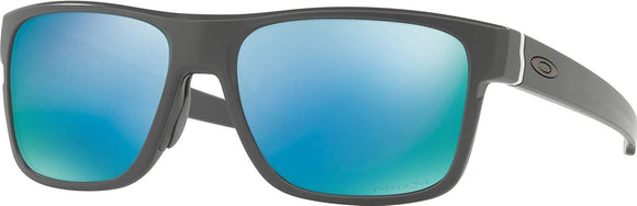 Oakley Men's OO9361 Crossrange Square Sunglasses