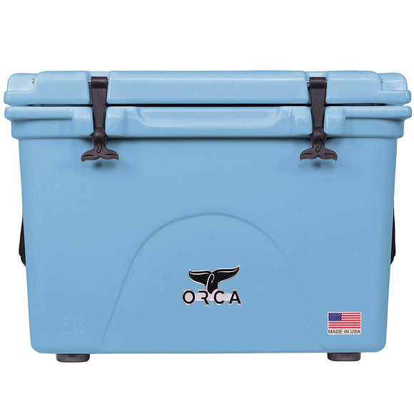 ORCA 58 Cooler, Light Blue
