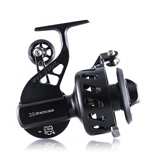 Van Staal VS200BXP Black Spinning Reel