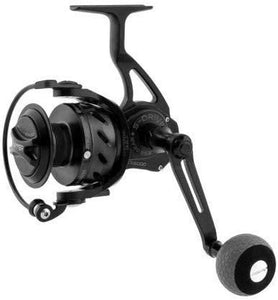 Tsunami SaltX 4000 Black Saltwater Spinning Sealed Reel TSSTX4000
