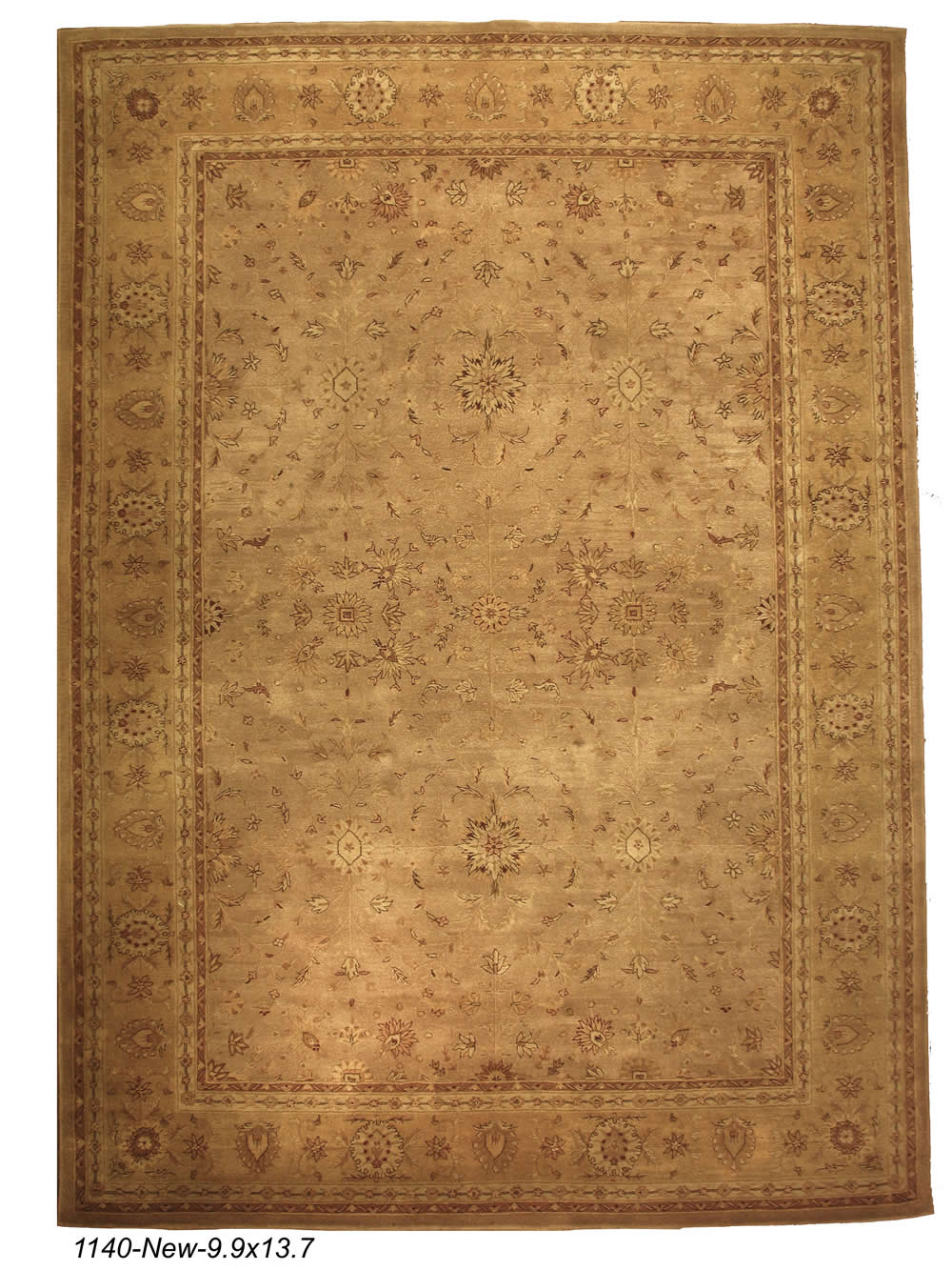 New Persian Tabriz Rug