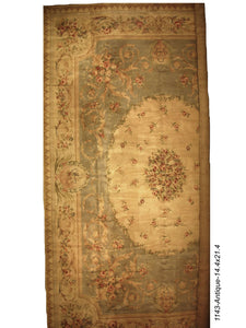 Antique Chenille Rug