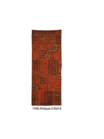 Antique Turkish Patchwork Kilim