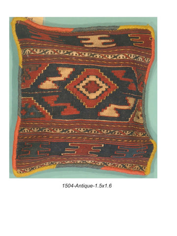 Antique Persian Pillow