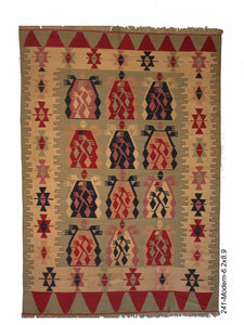 Modern Turkish Kilim