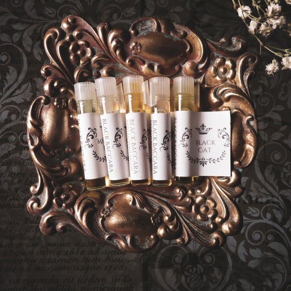 Custom Perfume Sample Sets