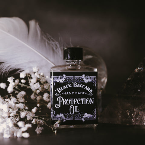 Conjure oil protection oil