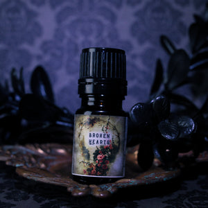 Broken Hearts Perfume Oil (Limited Edition)
