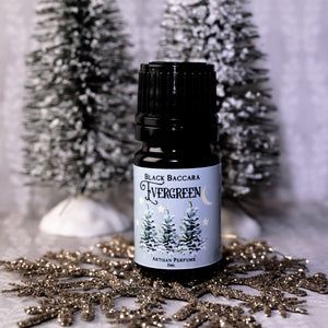 Evergreen Perfume Oil (Limited Edition)