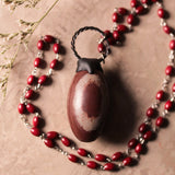 shiva lingam necklace