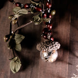 Abundance And Protection Amulet Necklace