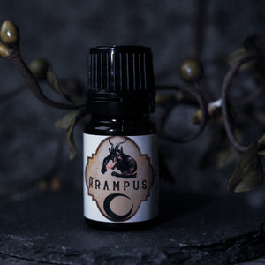 Krampus Perfume Oil (Holiday Event Exclusive)