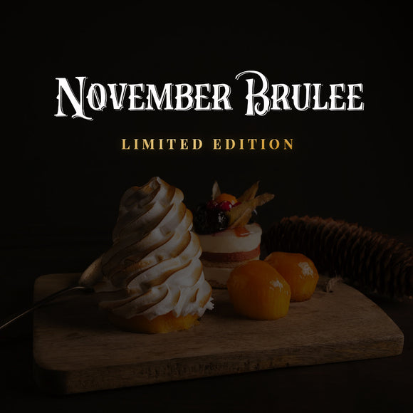 November Brûlée Perfume Oil