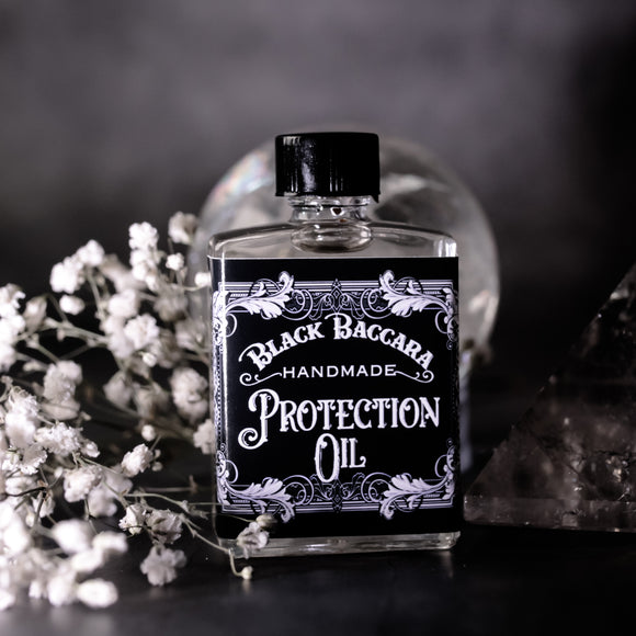 protection spell oil