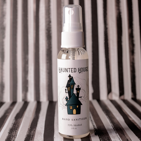 Haunted House 75% Alcohol Hand Sanitizer