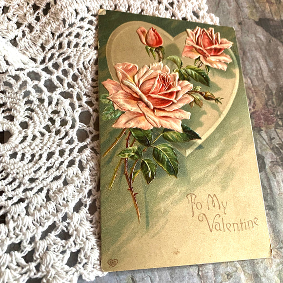 Antique Valentine (To My Valentine)