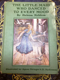 The Little Maid That Danced To Every Mood, Illustrated, 1910