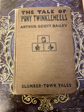 The Tale Of Pony Twinkleheels by Arthur Scott Bailey, Illustrated, 1921 (First Edition)