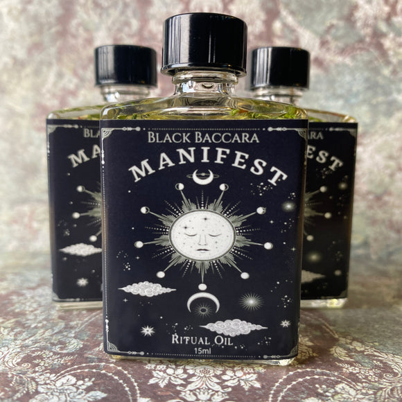 Manifest Ritual Oil (Additional batch)