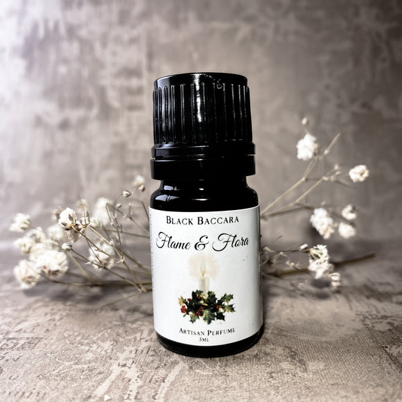 Flame And Flora Perfume Oil (Holiday Event Exclusive)