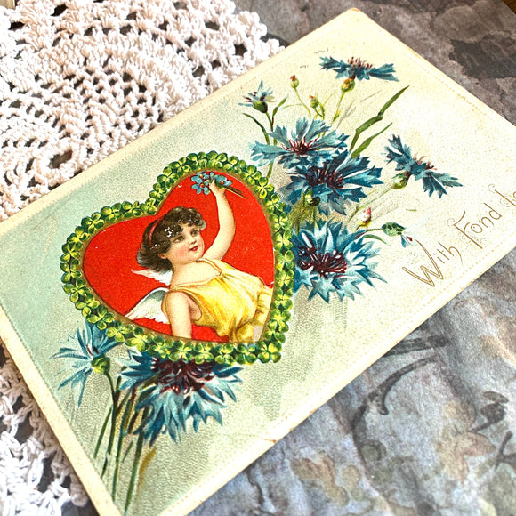 Antique Valentine (With Fond Love)