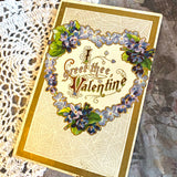 Antique Valentine (I Greet Thee Valentine)
