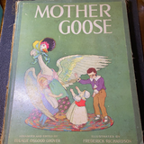 Mother Goose, Volland Edition, 1915